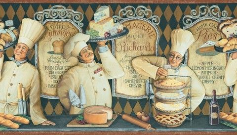 chef wallpaper border related - photo #19
