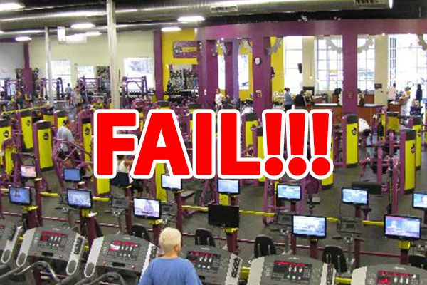 10 Hilarious Planet Fitness Fails The Tuna Mag Click To See These Gym Fails Planet Fitness Workout Planet Fitness Gym Gym Fail