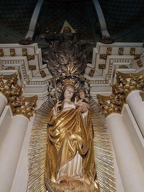 Babba Mária, a napba öltözött Boldogasszony - csíksomlyói búcsú