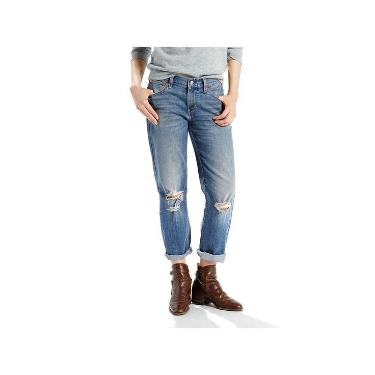 25  best ideas about Women's boyfriend jeans on Pinterest | Womens ...