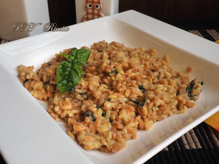 Legumotti al sapore delicato di basilico, una ricetta senza glutine. #legumotti #basilico #primopiatto #senzaglutine #ricetta #recipe #italianfood #italianrecipe #PTTRicette