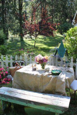 Die Besten 17 Bilder Zu Garden Vignettes Auf Pinterest | Gärten ... Garten Gestaltung Fruhling Sommer