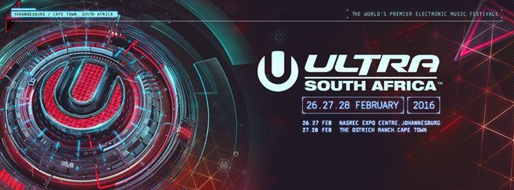 Zedd, Robin Schulz, Galantis, Skrillex And More To Headline Ultra South Africa 2016! | El Broide