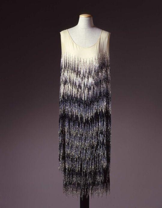 Fringe Dress Chanel