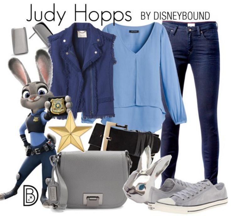 Zootopia: Judy Hopps