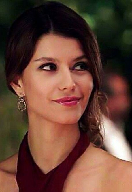 Beren Saat - Intikam TV Series 2013/2014. #Earings