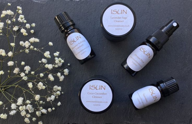 Looking for a new natural skin care line?