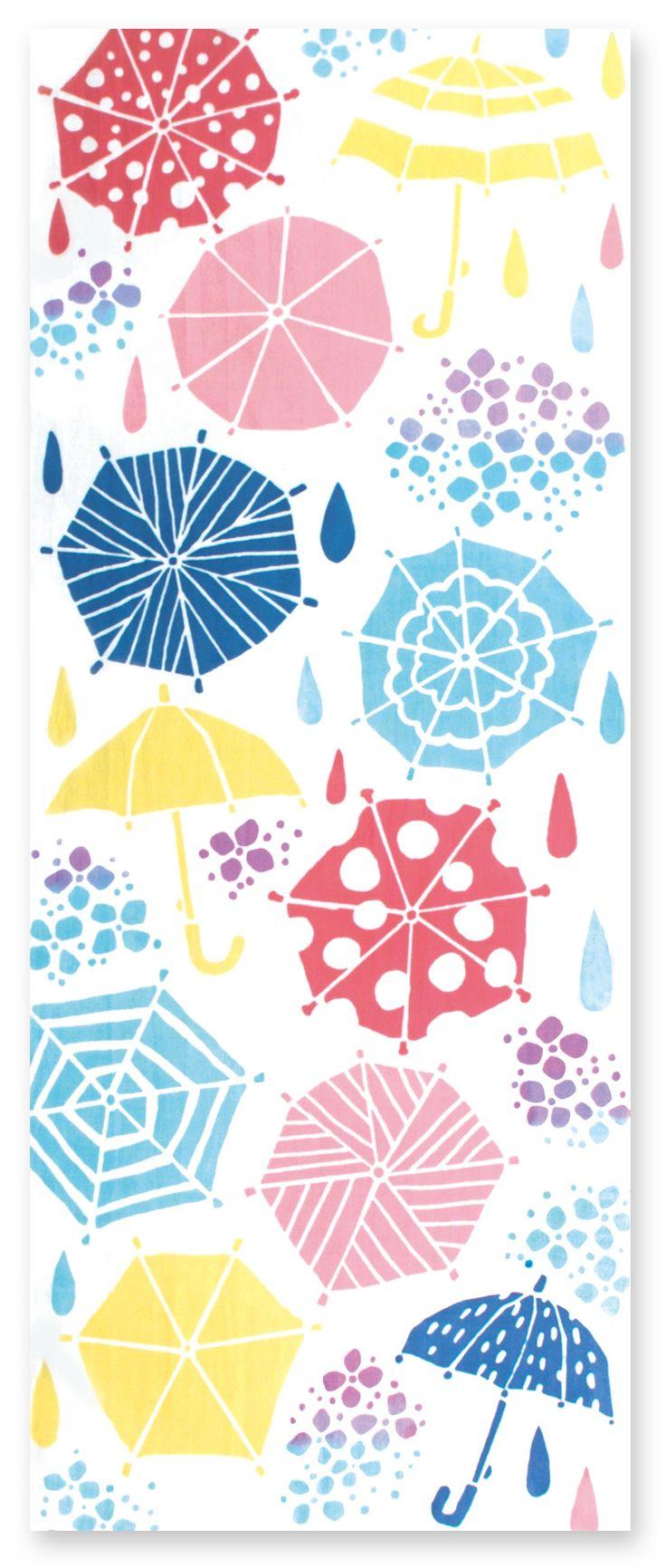 雨降り 夏の風物詩 ジカンスタイル オンラインショップ