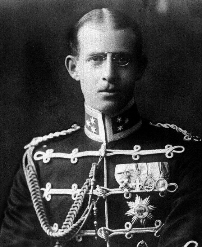 Prince Andrew of Greece, the father of the Duke of Edinburgh. husband to princess alice