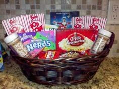 treat basket perfact for the poeple in ur family that like candy
