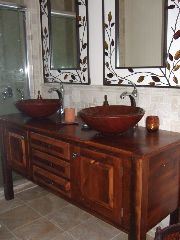 67 Best For The Bath Barn Wood Furniture Images On Pinterest Barn Wood Furniture Reclaimed