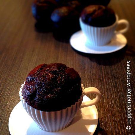#Muffin al #cioccolato http://www.tribugolosa.com/ricetta-55053-muffin-al-cioccolato.htm