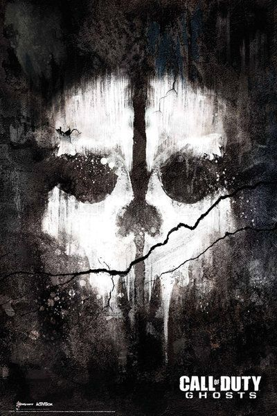 Gamer heaven - Call of Duty Ghosts Maxi Poster , $7.68 (http://www.gamer-heaven.net/call-of-duty-ghosts-maxi-poster/)