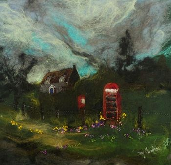 The Old Phonebox by Moy Mackay