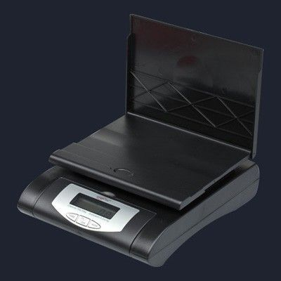 PS2.) 75 lb New postal shipping scale