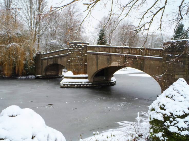 Thompson Park, Burnley, UK, 2013.