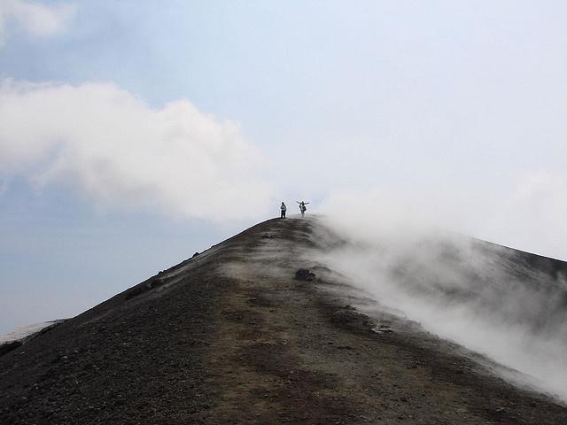 Mt. Etna (Sicily)