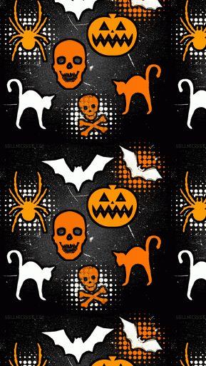 Halloween iPhone Wallpaper