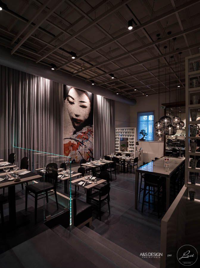 Oltre 25 fantastiche idee su illuminazione ristorante su for En ristorante giapponese