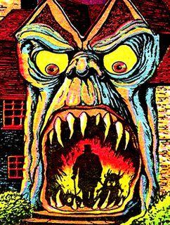 Monster Brains - Ken Reid Preview Image by Aeron Alfrey, via Flickr