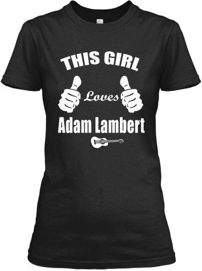 This Girl Love Adam Lambert