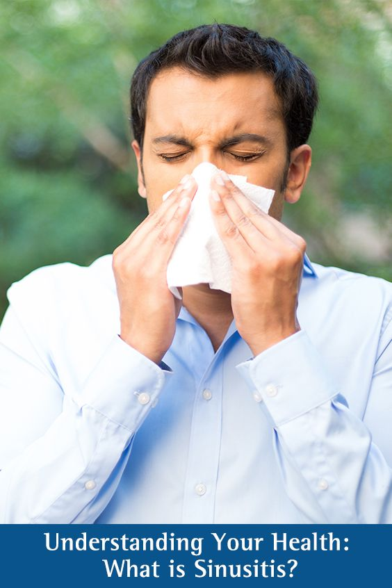 Understanding Your Health: What is Sinusitis? Allergies are common, but if you're finding your symptoms are constant or don't get better with medication, sinusitis, an underlying condition caused by inflammation of the sinuses and nasal cavity, could be to blame. Learn more about sinusitis and how it could be affecting your health.