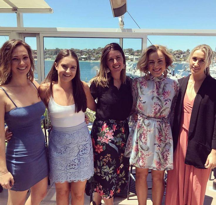 Melbourne Cup with the K.I.S.S gals 🐎🐎 #letsbackawinner #team #melbournecup