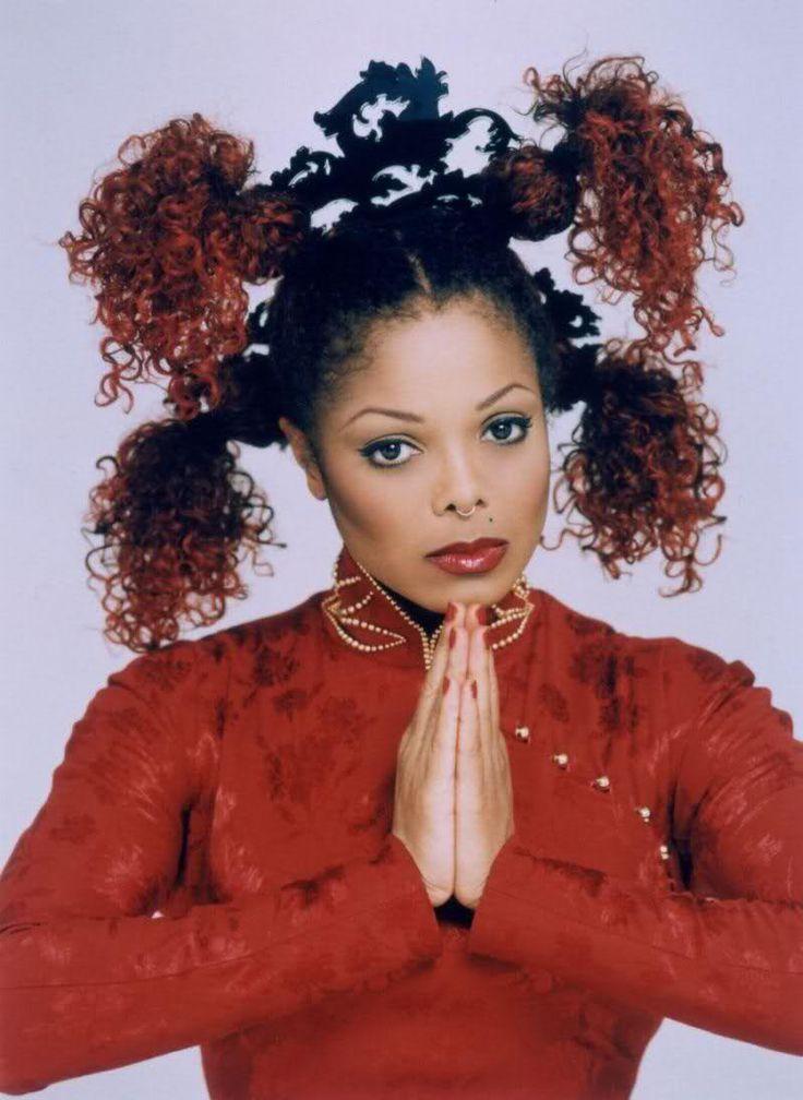 Janet 'The Velvet Rope' Era