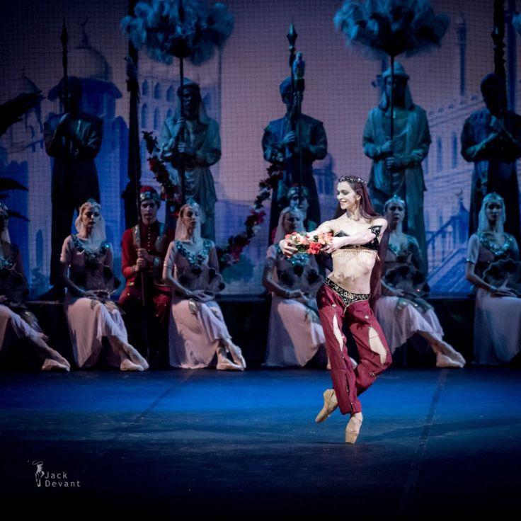 Polina Semionova and Ivan Zaytsev in La Bayadère (Act II) | Dance. Passion. Life.