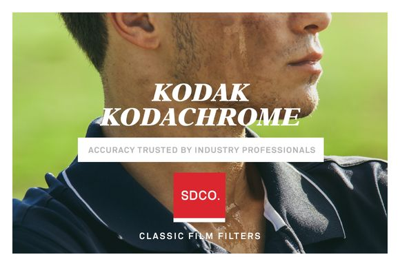 Kodak Kodachrome Film - Lightroom by SDCOfilters on @creativemarket