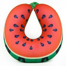 Hasil gambar untuk bantal leher semangka