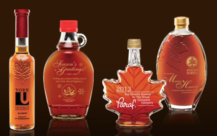 100% Canadian Maple Syrup