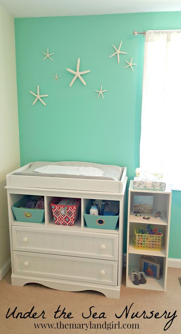 Exceptional Under The Sea Nursery More