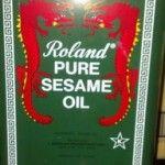Roland: Sesame Oil. http://affordablegrocery.com