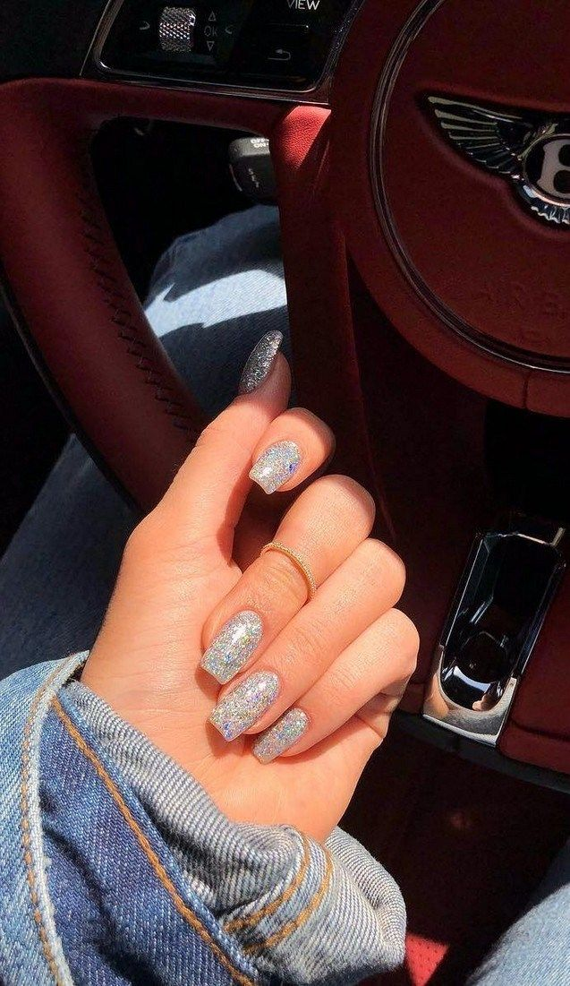 Best acrylic nails for valentines day 22