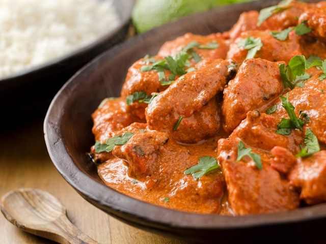 The best and most authentic butter chicken recipe out there.This steps is slightly sweet and sour.It has onion and tomato based gravy garnished with butter.