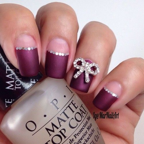 uñas de gel )