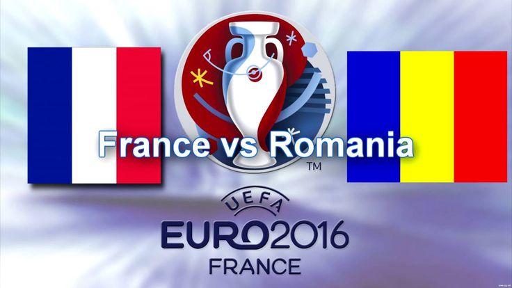 France 2-1 Romania Highlights All Goals - GROUP A EURO 2016. UEFA EURO 2016,UEFA EURO 2016 Highlights,EURO 2016 song,EURO 2016 qualifiers highlights,EURO 2016 predictions,EURO 2016 france,EURO 2016 intro,EURO 2016 preview,EURO 2016 all goals,EURO 2016 best goals,EURO 2016 documentary