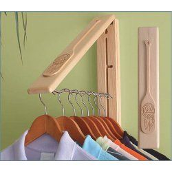 Hang Clothes On Wall best 25+ hanging clothes ideas on pinterest   drawer pulls