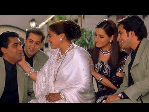 Yeh To Sach Hai - Mohnish Behl, Salman Khan, Saif Ali Khan & Tabu - Hum Saath Saath Hain