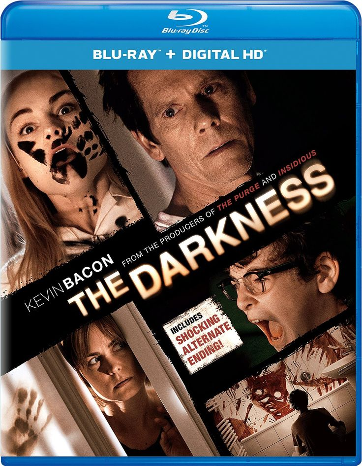 Kevin Bacons THE DARKNESS Blu-ray / Bonus Features Review: The Darkness (2016) Blu-ray comes home via Universal… #TheDarkness #Bluray