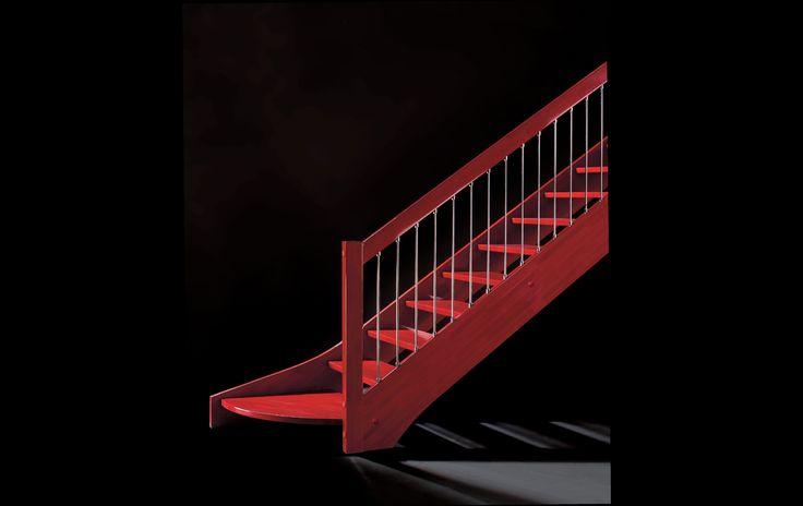 Best Red Line Scale A Giorno Scale Modulari Scale A 400 x 300