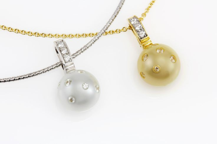 "Looking for that last minute gift idea for the special one in your life, then how about Lust Pearls ""Lust Little Princess 18ct white gold pendant 0.03ct diamond with 9-10 mm white South Sea pearl embellished with 0.10ct brilliant cut white diamonds"" or ""Lust Little Princess 18ct yellow gold pendant 0.03ct diamond with 9-10 mm golden South Sea pearl embellished with 0.10ct brilliant cut white diamonds.""  For more details email lust@lustpearls.com or visit our new website…"
