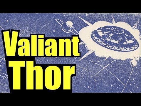 Extraterrestrial works for the U.S. government, Val Valiant Thor, Stranger at the Pentagon, Val Thor - YouTube