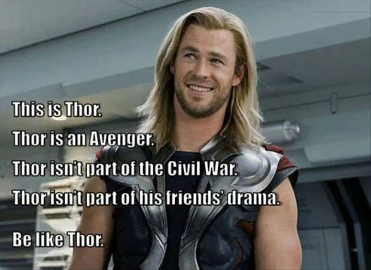 This is Loki Loki wants to rule the world Loki follows his dreams Be like Loki