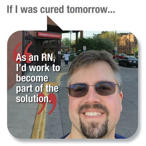 "People with #MECFS answer the question: ""What would you do if you were cured tomorrow?"" http://www.forgottenplague.com/upload-your-dream/ #ChronicFatigueSyndrome #MyE"