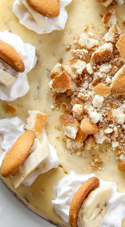 Silky Smooth Banana Pudding Recipe — Dishmaps
