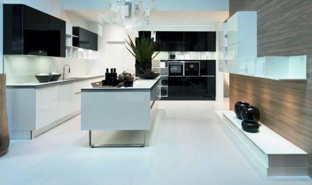 Kuchnia z linii Glas Tec Plus, Nolte Küchen