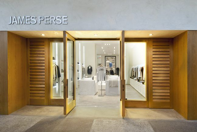 James perse store bal harbour architecture and home Architecture perse