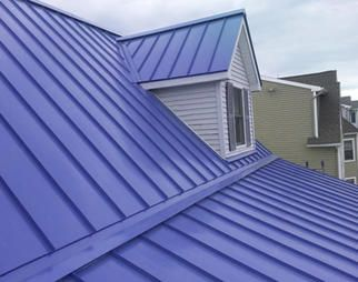 Residential Roof Isi Corrugated Metal Roof Roof Installation Metal Roof Installation
